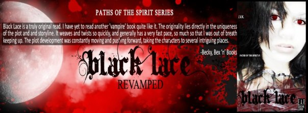 Black Lace Release Day Banner