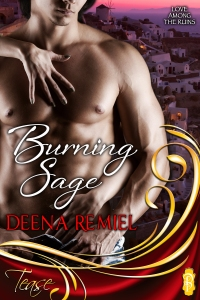 Burning Sage by Deena Remiel - Cover