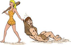 caveman-cavewoman