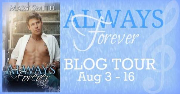 banner for Always Forever Tour
