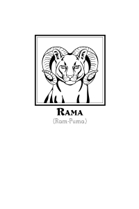 Illustration, Rama